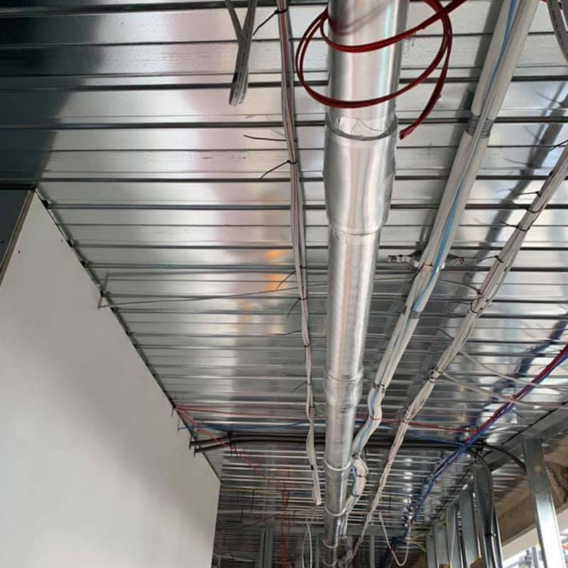 Read more about the article What is Acoustic Pipe Lagging